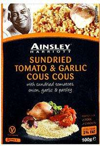 Ainsley Harriott Mushroom Couscous 29p @ B&M's