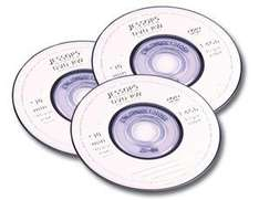 DVD-RW 8cm Rewritable Discs (3 Pack) - Down From £5.00 to £0.50 @ Jessops