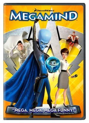 Megamind (DVD) - £9 @ Amazon & Asda Entertainment