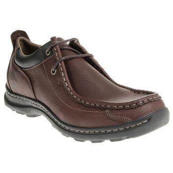 Mens Timberland Oxford Brown Leather Shoes - Only £39.99 Delivered @ Ebay Soletrader Outlet