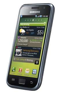 Samsung Galaxy S - 300 Mins, 1,000 Txts & TRULY Unlimited Internet, 24 Month Contract - £18 Per Month @ Talk Mobile