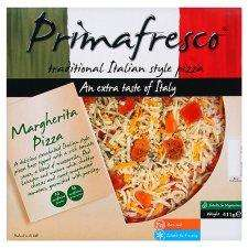 Prima Fresco Margherita Pizza 411G/ Pepperoni Pizza 385G £3.49 B1G2F @ Tesco