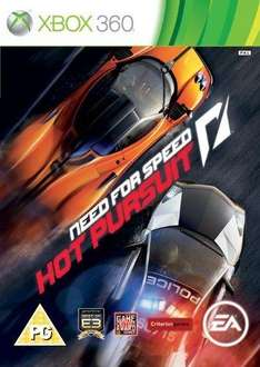 Need for Speed: Hot Pursuit For Xbox 360 - £15 Instore @ Blockbuster