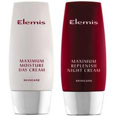 Elemis Replenish Moisture Duo - (save £35.80) - Now £40.90 + Other Deals @ Time To Spa