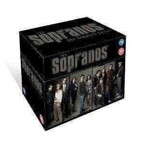 The Sopranos: Complete 1-6 (DVD) - £40 Delivered @ Amazon