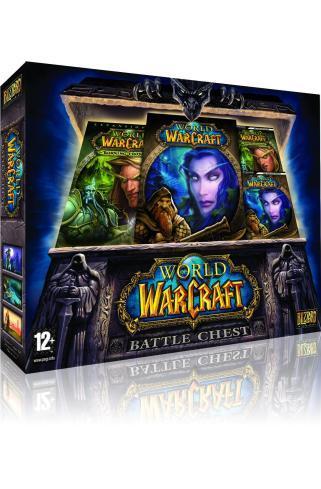 World of Warcraft: Battlechest: Including Strategy Guides (PC) - £6.99 @ HMV