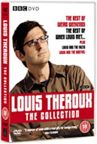Louis Theroux: The Collection BBC Box Set (DVD) (4 Disc) - £8.49 @ Amazon