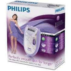Philips HP6509 Satinelle Soft Sensitive Total Body Epilator with Shaving Attachment  WAS £56 NOW £18.10 at AMAZON UK
