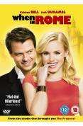 When In Rome (DVD) - £3.49 @ Play