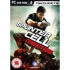 Splinter Cell: Conviction (PC) - 98p @ Game (Instore)