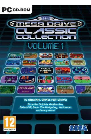 Sega Mega Drive: Classic Collection: Volume 1 (PC) - £2.99 @ The Game Collection