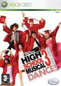 High School Musical 3: Senior Year Dance (Solus) (Xbox 360) - £2.99 @ The Game Collection