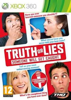 Truth or Lies (Xbox 360) - £2.85 @ The Hut