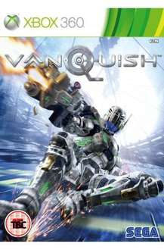 Vanquish With Bonus Lenticular Sleeve (Xbox 360) - £12.99 @ Play