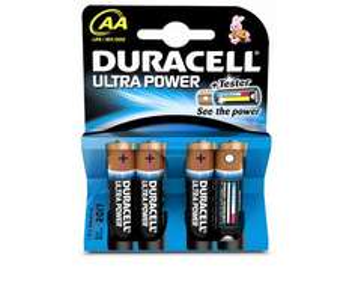 Duracell Ultra Power - 8 x AA (as BOGOF) with PowerCheck - £4.49 @ Sainsburys