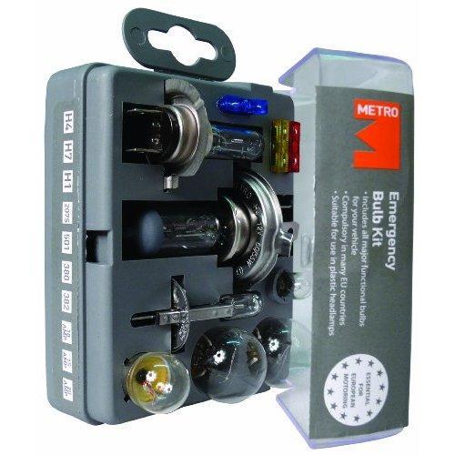 Metro HG 079-00 Universal Emergency Bulb Kit @ Amazon @ £3.00