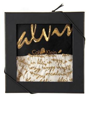 Set of Two Gift Boxed Calvin Klein Boxer Shorts - Was £40 Now £12 @ Asos