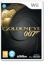 007: Goldeneye Classic Edition (Includes Gold-Coloured Classic Controller Pro) (Wii) - £29.98 @ Game