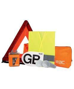RAC European Motoring Kit - £11.98 Delivered @ Ebay Argos Outlet
