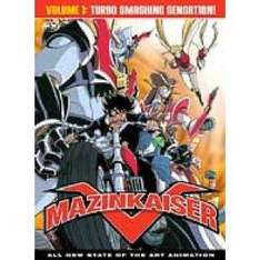 Mazinkaiser: The Complete Collection (DVD) (2 Disc) - £2.93 @ Amazon