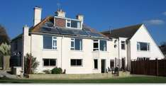 Sea side holiday flat beach side views was £360! now £150 8/4/11