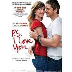 P.S. I Love You (DVD) - £3.49 @ Amazon