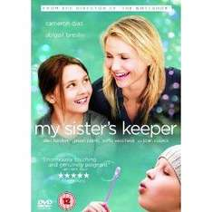 My Sister's Keeper (DVD) - £2.99 @ Amazon