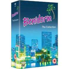 Benidorm Collection: Series 1-3 & Special (DVD) (6 Disc) - £11.99 @ Amazon
