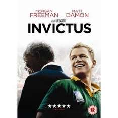 Invictus (DVD) - £3.99 @ Amazon & Play