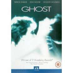 Ghost (DVD) - £2.99 @ Amazon & Play