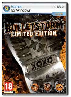 Bulletstorm Limited Edition For PC - £14.99 @ Game