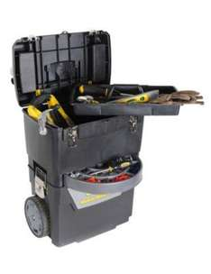 Stanley Rolling Mobile Work Centre Tool Chest £19.98 @ B&Q