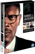 Samuel L Jackson Collection: 1408 / Black Snake Moan / Changing Lanes / Coach Carter / Shaft (DVD) (5 Disc) - £4.29 @ Play