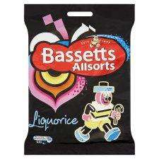 400g (Extra Large Bag) Bassetts Licorice Allsorts £1 at Poundland