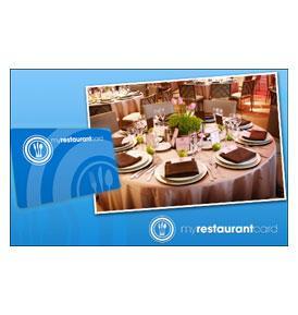 Free Restaurant Discount Card - 2-4-1 @ Crowdity