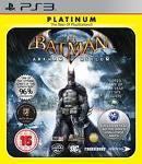 Batman Arkham Asylum (Platinum) (PS3) - £9.86 (with code) @ Shopto