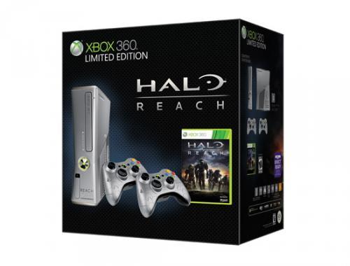 Xbox 360 Console: 250GB Halo: Reach Limited Edition - £199.98 @ Gamestation