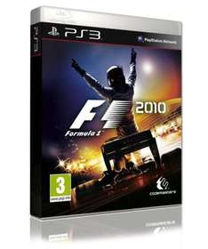 Formula 1 2010 (F1) (Xbox 360) (PS3) - £15.86 (with code) @ Shopto