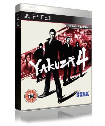 Yakuza 4 (PS3) - £22.85 (with code) @ Shopto