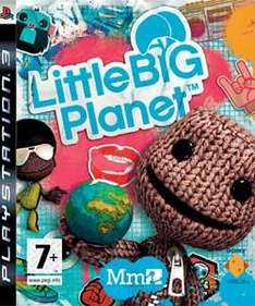 Little Big Planet PS3 Preowned £3.99 @ Argos (Collect in Store)