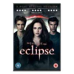 Twilight Eclipse (DVD) (2 Disc) - £5 Instore @ Asda