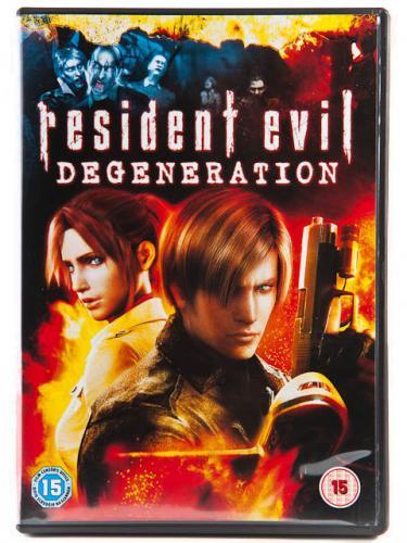 Resident Evil Degeneration (DVD) - 99p Instore @ 99p Stores
