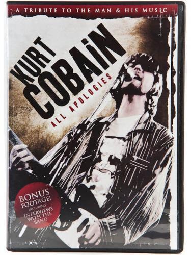 Kurt Cobain All Apologies (DVD) - 99p Instore @ 99p Stores