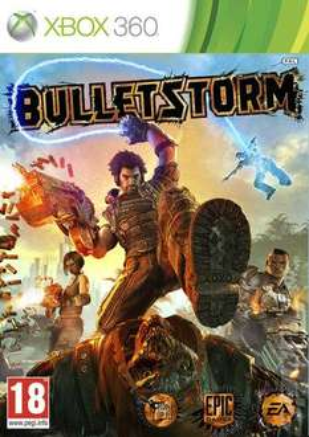 Bulletstorm (Xbox 360) - £22.99 @ Amazon