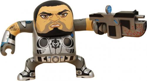 Gears of War Dominic Santiago Batsu Figure - £2.98 Delivered @ Game