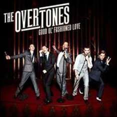 Overtones Good Old Fashioned Love (CD) - £6.49 @ Tesco Entertainment