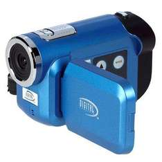Digital Video Camcorder In Blue or Pink - Reduced From £39.99 Now £19.99 @ Toys R Us