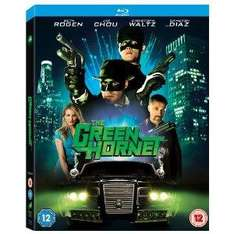 *PRE ORDER* The Green Hornet (Blu-ray) - £13.95 @ Zavvi