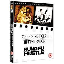 3 Film Box Set: Crouching Tiger / Hidden Dragon / Kung Fu Hustle (DVD) - £3.75 @  Price Minster Sold by PB DVD USA