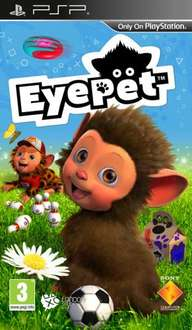 Eyepet with Camera (PSP) - £14.99 @ Game (Instore)
